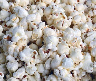 healthiest popcorn