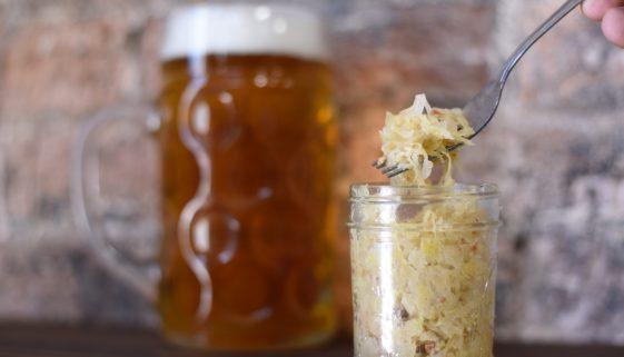 Picture of sauerkraut